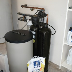 Water Softeners and Conservation