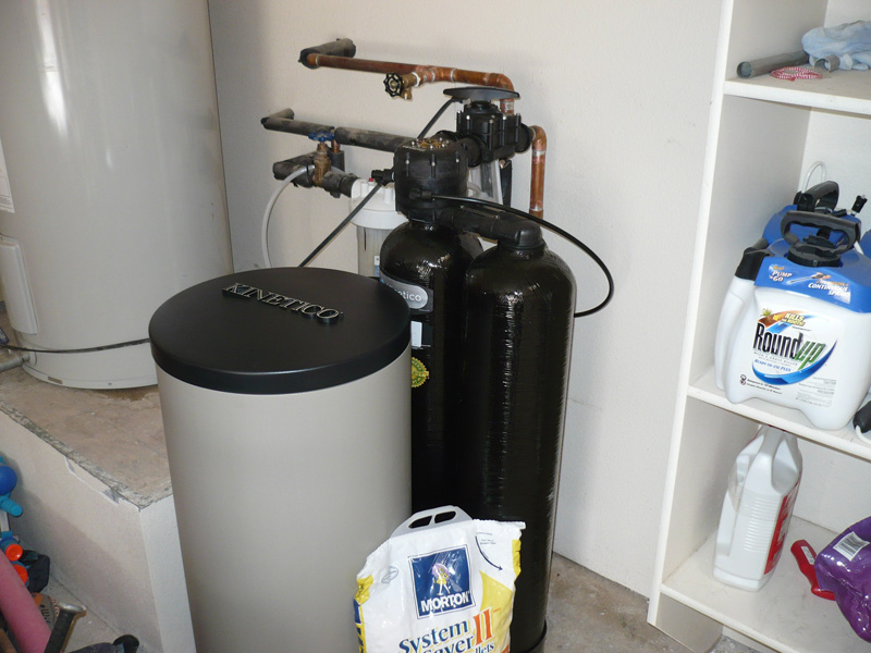 Water Softeners And Conservation Grape Track